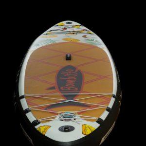 Надувная доска для sup-бординга Bombitto Extra Drive 10.6