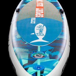 Надувная доска для sup-бординга Bombitto Extra Sport 12.6 туринговая