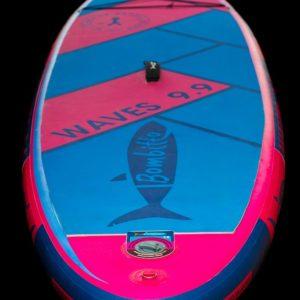Надувная доска для sup-бординга Bombitto Waves 9.9